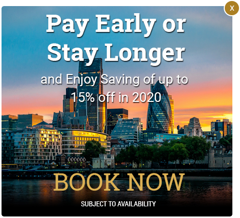 Save up to 15% in 2020