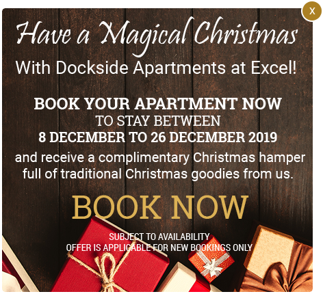 Have a Magical Christmas with Dockside