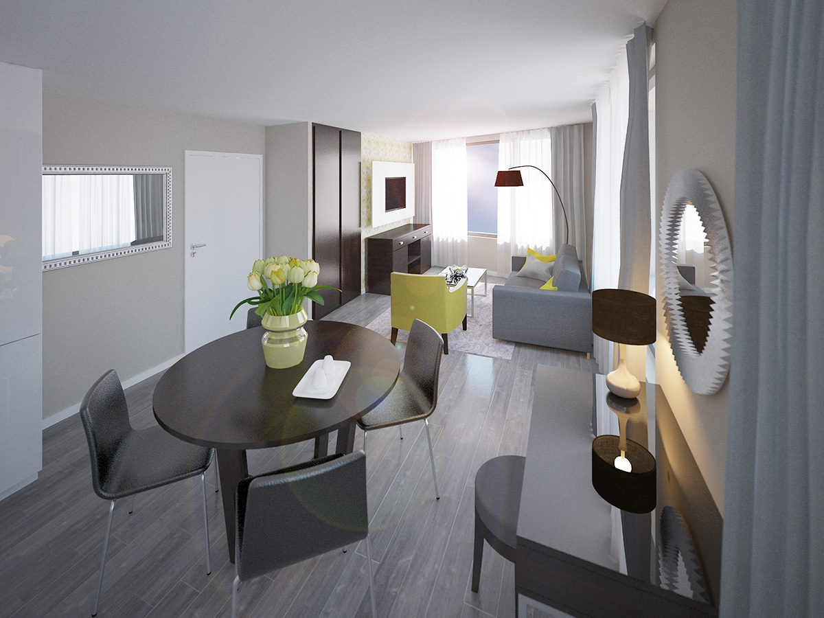 Short Stay Serviced Apartments near Canary Wharf