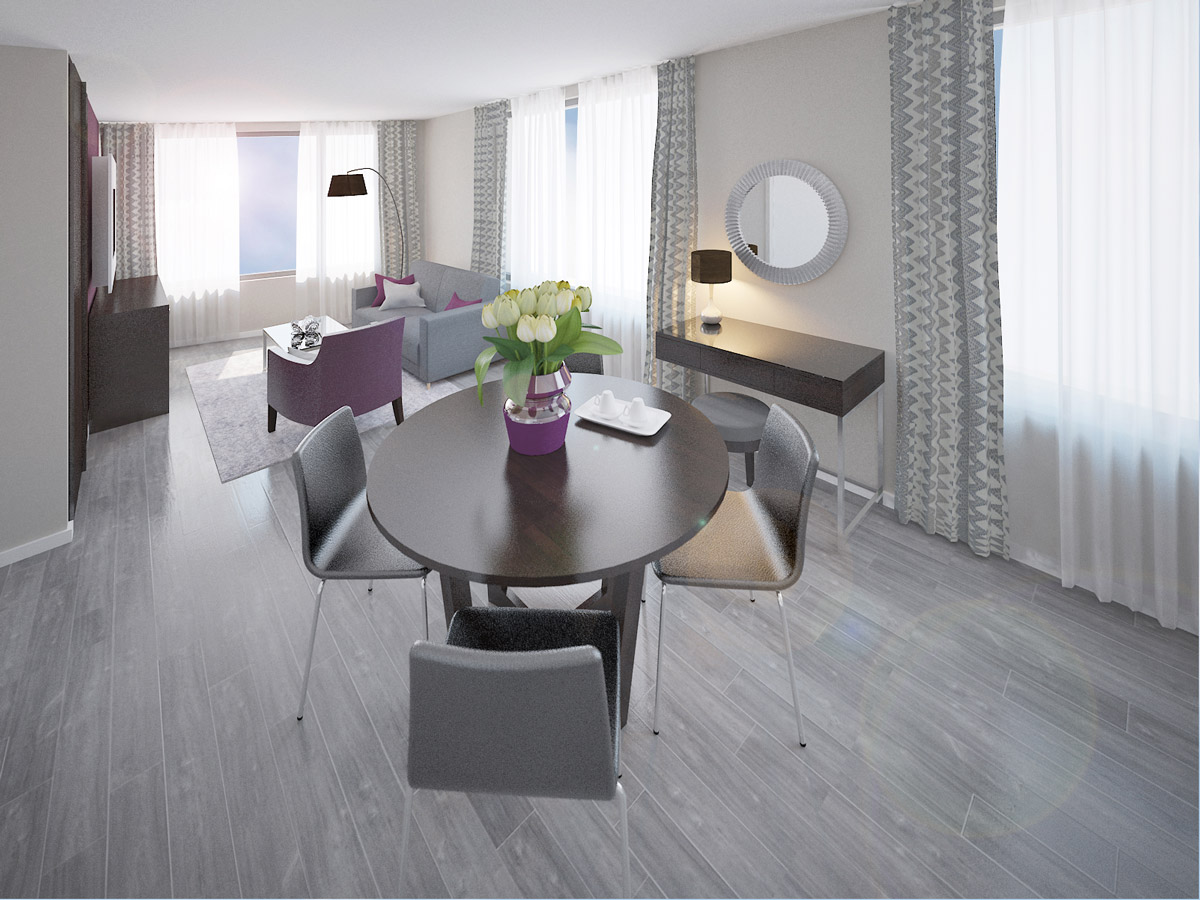Rental Apartments Docklands London