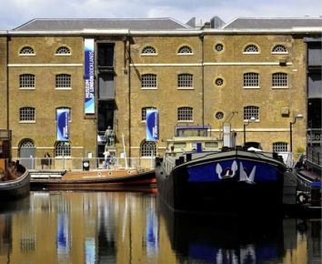 Museum of th London Dockworks near Dock Apartments London Excel