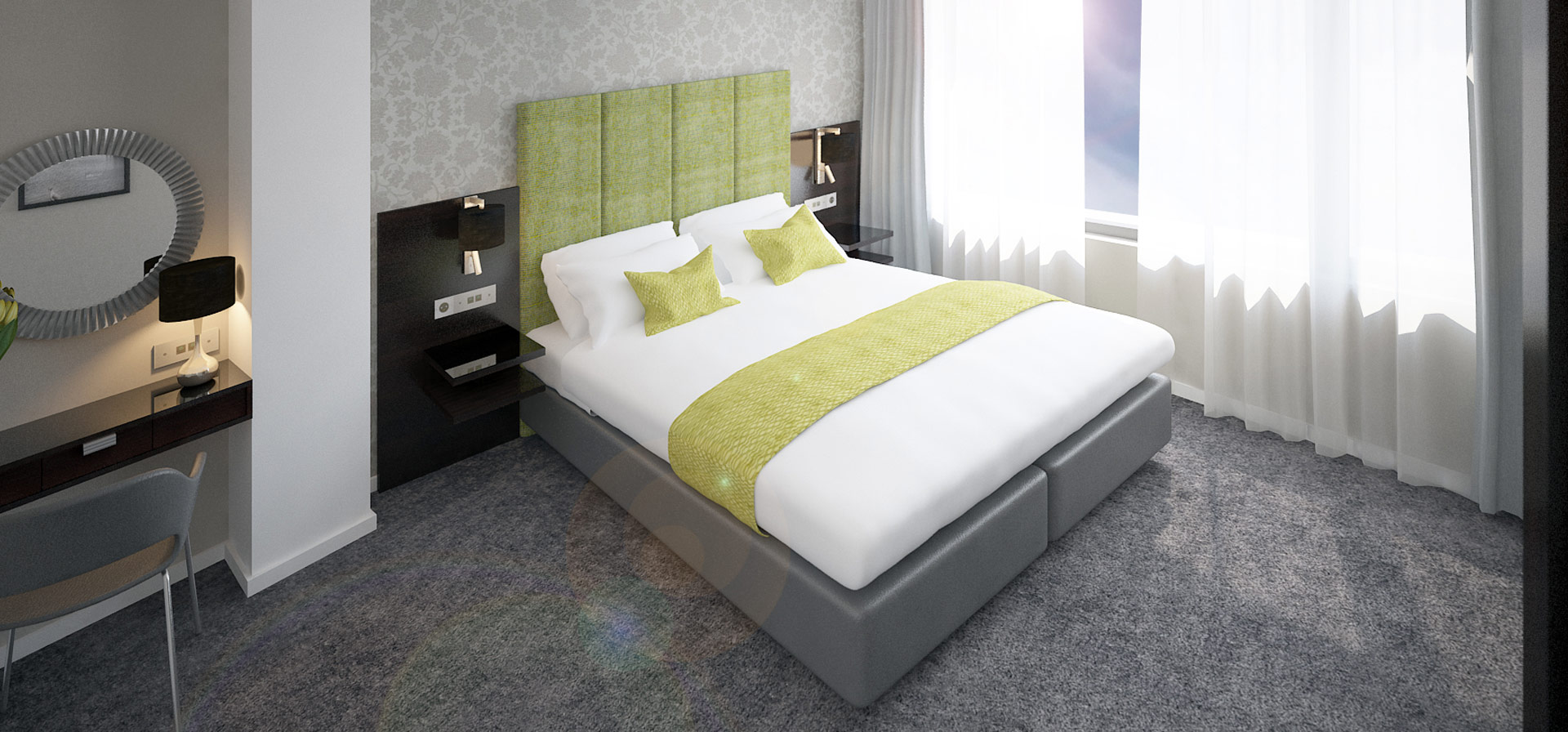 Deluxe Serviced Apartment London Docklands
